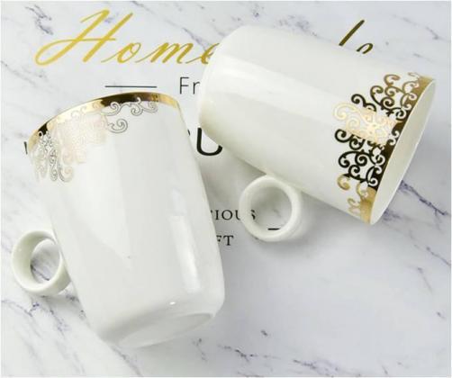 Bone China Coffee Mug