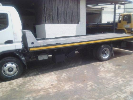 Rollbacks manufacturing,repairs and hydraulic installation in Boksburg, Gauteng