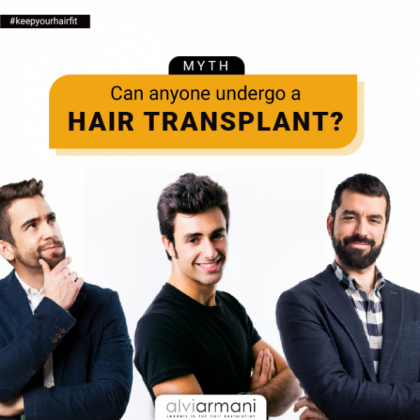 FUE Hair Transplant in johannesburg, Fue Cost in South africa - Alvi Armani SA