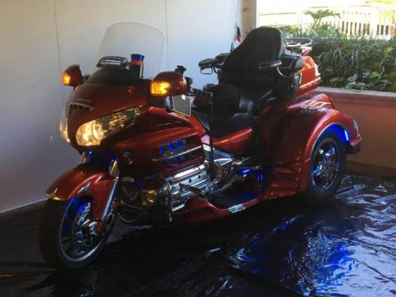 Gold wing Honda trike available