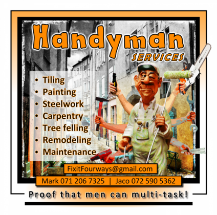 Handyman   Security Services - Available 24/7 - Northern suburbs.