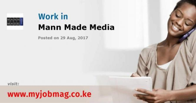 Mann Made Media Video Production Company Johannesburg