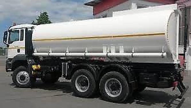 manufacturing of water tankers in Boksburg, Gauteng
