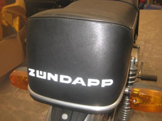 Zundapp 100cc Road Bike - Highly Sought After Collectible - R105,000