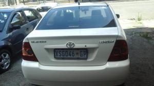 2006 Toyota Corolla 160i GL...
