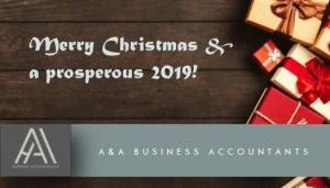 Need A Reliable Accountant & Bookeeper over the festive season?