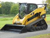 Caterpillar Cat 287C MTL Skid Steer