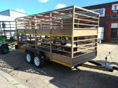 Cattle/Sheep Trailer