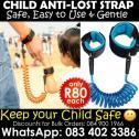 Child safety hand straps