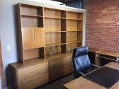 Executive Oak Office Furniture