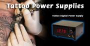 Tattoo Digital Power Supply
