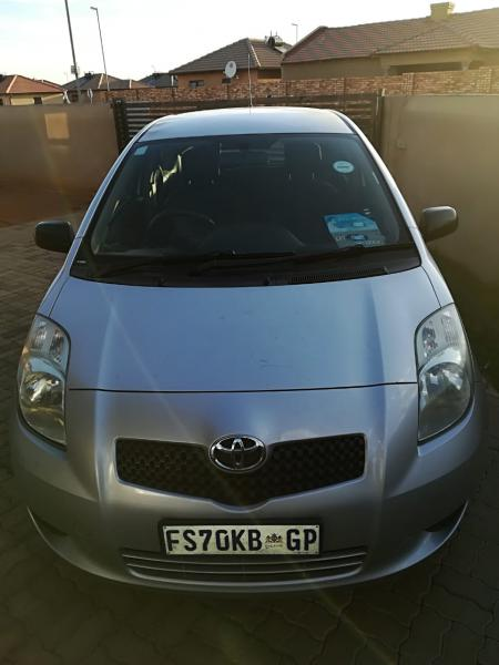 Toyota Yaris Boksburg Toyota Used Cars Public Ads