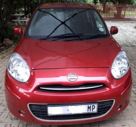2011 Nissan Micra 1.5 Tekna (Petrol) for sale
