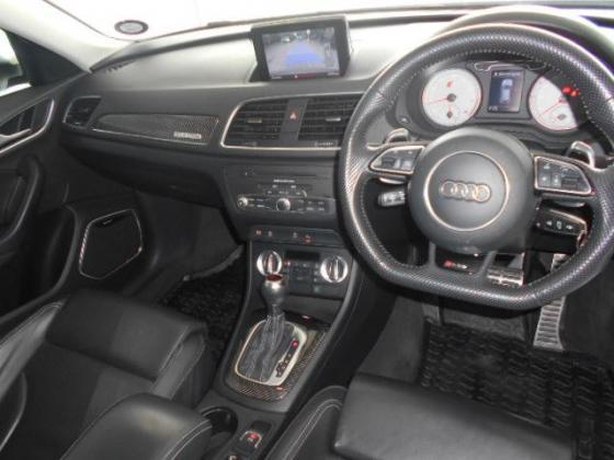 2014 Audi Q 3 2.5 RSTFSI S-tronic