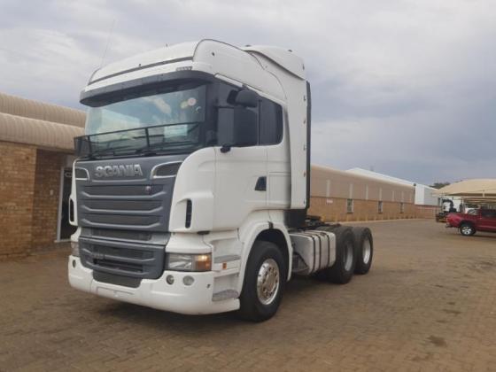 2015 SCANIA R500 -MILEAGE 109111KM 0827021203 in Birch Acres, Gauteng