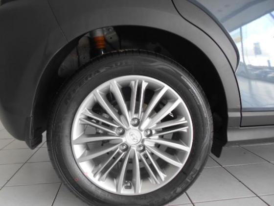2018 Hyundai Kona 1.0 T Manual Transmission