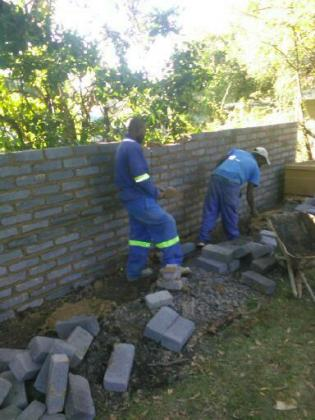 Building and maintaining services