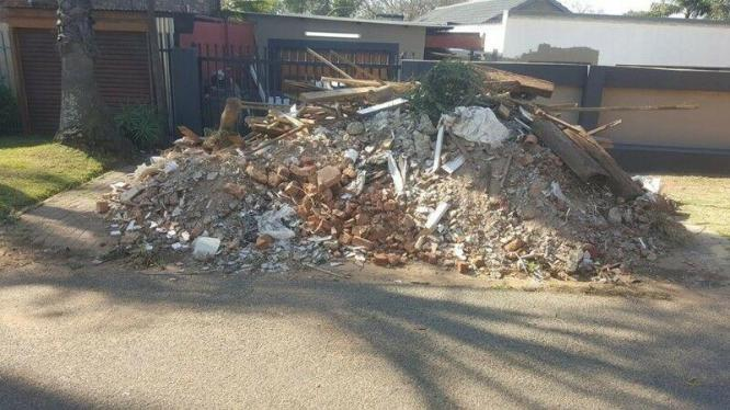 Alax demolition & Rubble removals in Hillbrow, Gauteng