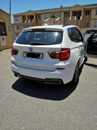 BMW X3 2011 Msport