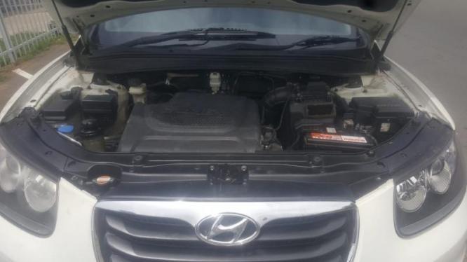 Hyundai Santa Fe 2.2 CRD AUTO AWD 7 seater