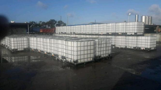 Plastic Polycans/ Flow Bins Used and New