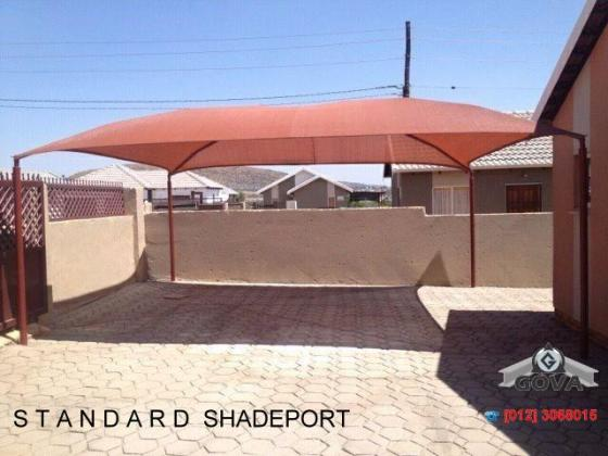shadeports installer and repairs  Pretoria