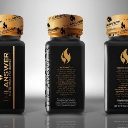 THE ANSWER FAT BURNER