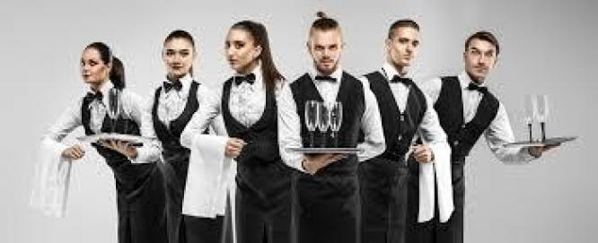 Waiters and Bartenders