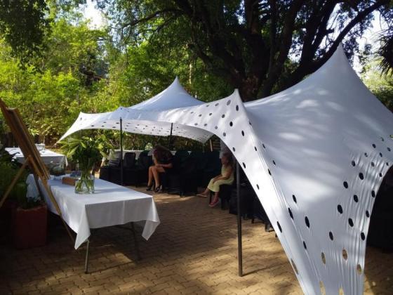 Waterproof & Non-Waterproof Stretch Tents for Sale