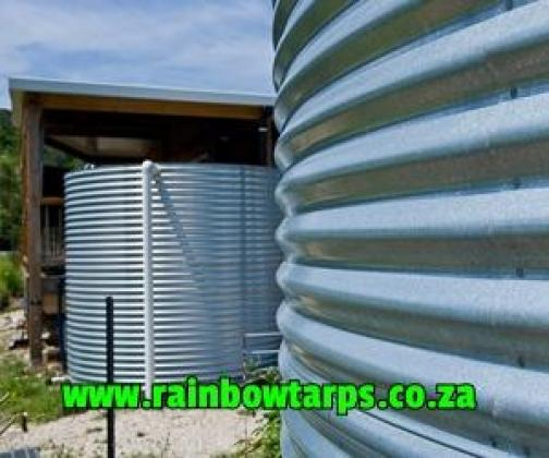 Zinc Water Tanks/ Sink Water Tenke