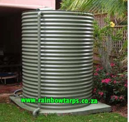 Zinc Water Tanks/ Sink Water Tenke