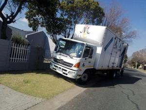 Furniture Removals in JHB S...