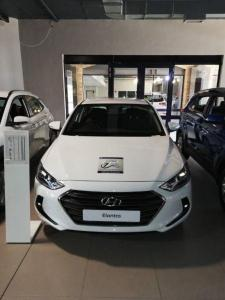 New 2018 Hyundai Elantra 1.6 Executive M/T
