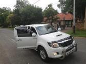 2013 Toyota Hilux 3.0 D4D Legend 45