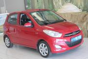 2017 Hyundai I 10's 1.1 GLS manual