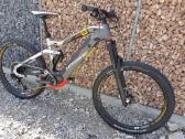 2018 Haibike XDURO NDURO 10.0 Ebike - 27.5 Mountain Bike