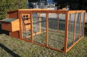 Beautiful Chicken Coops And Rabbit Hutch