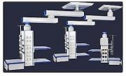 DVS 320 SURGICAL PENDANT SYSTEMS AVAILABLE!!!!