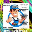 Electrician qualified dbn north South central tongaat pmb