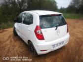Hyundai i10 sold as is