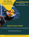 Jacks Dive Chest Commercial Dive Academy