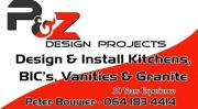 Projects offer Shopfitting, Kitchen Design & Installation, Cupboard Designs, Interior Design in Pret