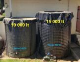 Welded Mesh Water Tanks/ Maasdraad Water Tenke