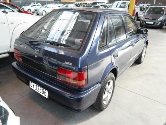 0763200114 2000 Mazda 323 1.3 for sale