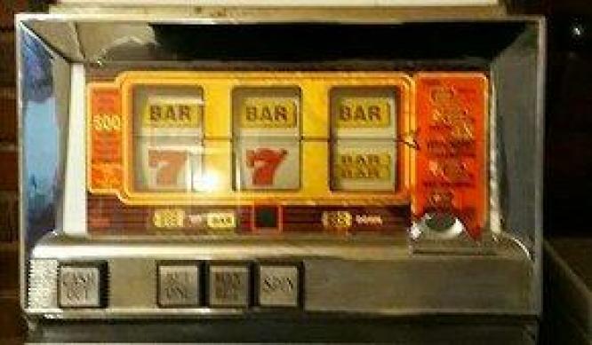 1987 Bally Gamble/Slot coin machine in Roodepoort, Gauteng
