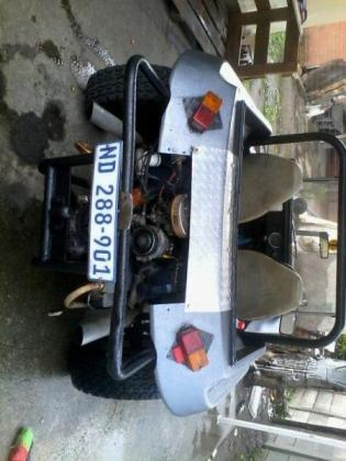 2003 VW Beach buggy