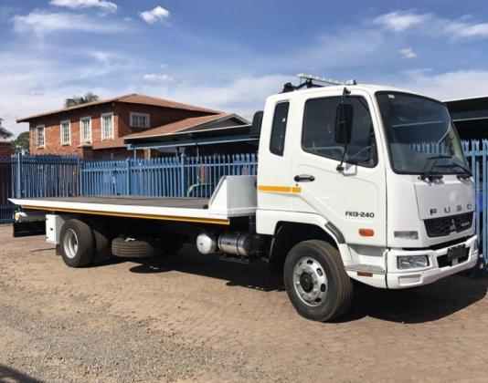 2018 Fuso FK13-240 Rollback