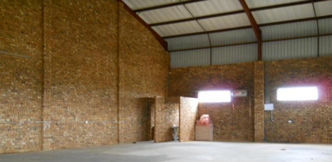 2 X Factory Units to rent:  Aureus, Randfontein, Gauteng