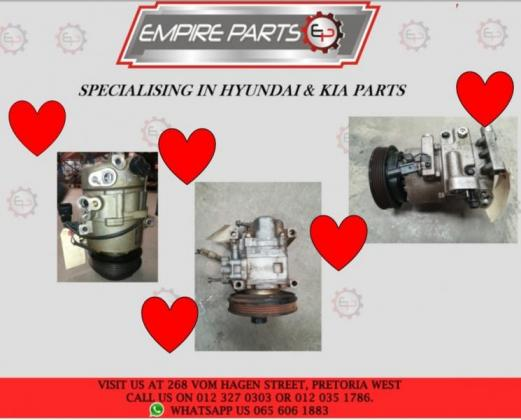 ♥♥HYUNDAI / KIA NEW & USED SPARES @ EMPIRE PARTS TODAY♥♥