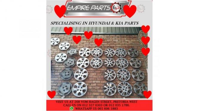♥♥HYUNDAI / KIA RIMS & MAGS @ EMPIRE PARTS TODAY♥♥